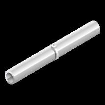 Alumínium cső toldó